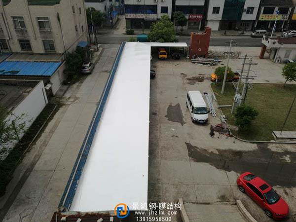 江苏无锡供电局 7字型车棚