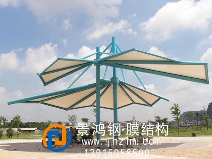 新颖美观 高大上的张拉膜结构工程9-1.jpg