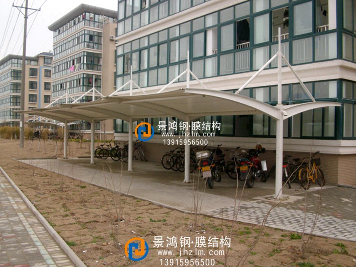 学校自行车棚 工厂自行车棚 政府自行车棚车棚分类 64.jpg