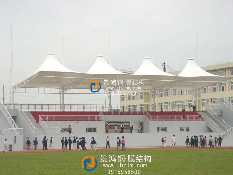 学校风雨操场体育看台时的法国和 (2).jpg