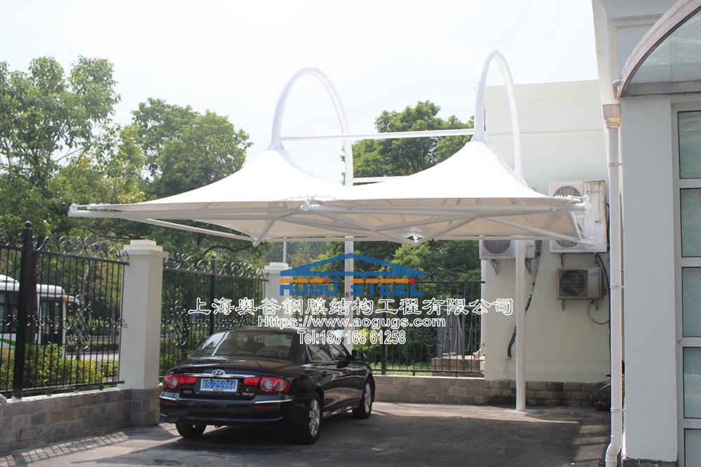景观膜结构伞017