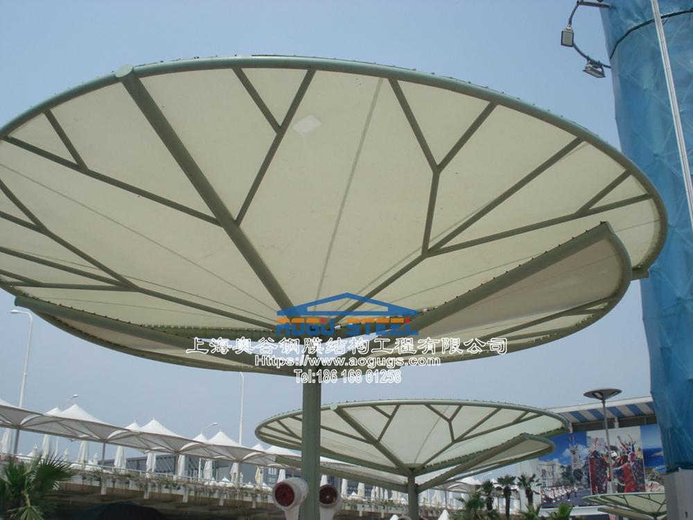 景观膜结构伞019