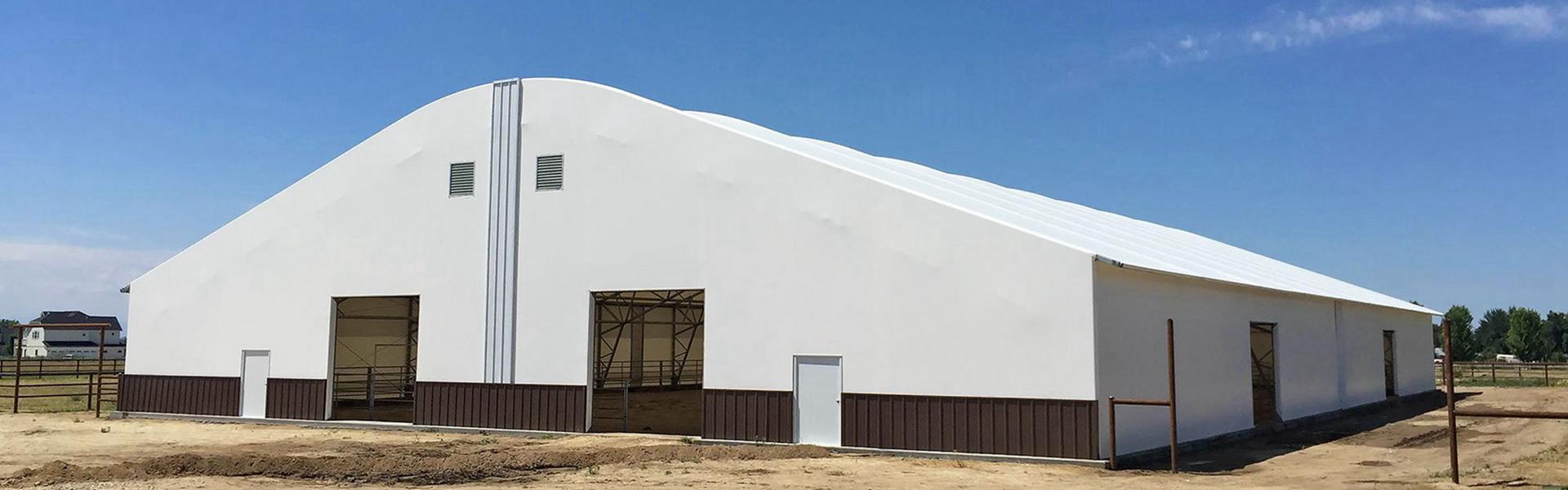 大型仓储雨篷,大型仓库雨篷