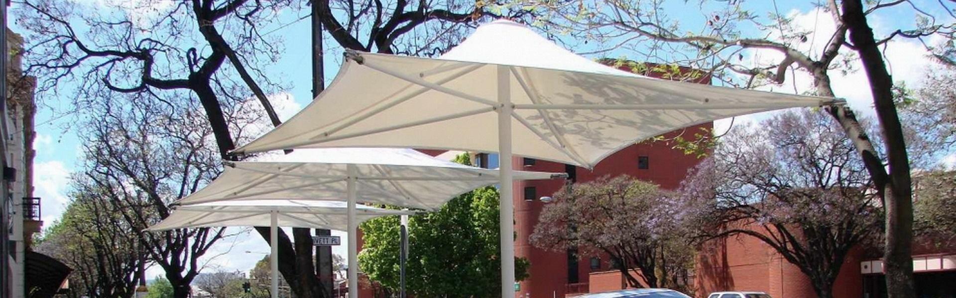 膜结构伞,膜结构雨伞,膜结构建筑伞,膜建筑遮阳伞